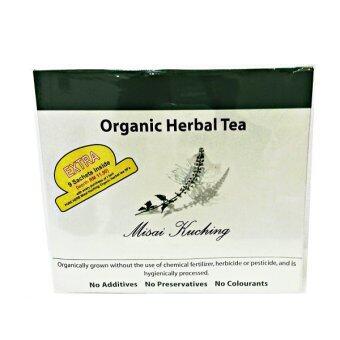 Pure Herbs Organic Herbal Tea Misai Kucing 50 Sachets