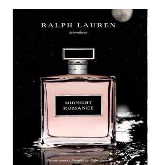 Harga Ralph Lauren Midnight Romance 100ml EDP for women spray/perfume