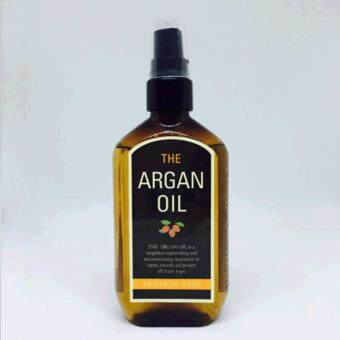 Harga Raon The Argan oil Hair treatment 100ml
