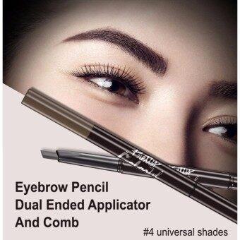 Features 2pc Brown Waterproof Eyebrow Henna With Mascara Eyebrows