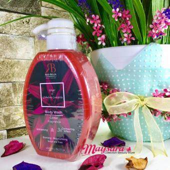 Harga RED BELLA ~ NEW Whitening & 3x Contouring Body Wash (450ml)