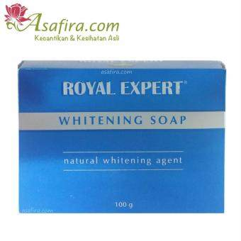 Harga Royal Expert Whitening Soap 100g - 2 Units
