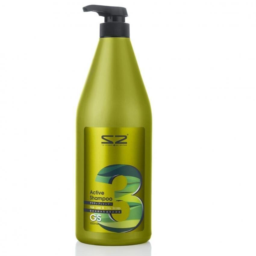 S2 GS3 Active Shampoo 1000ml
