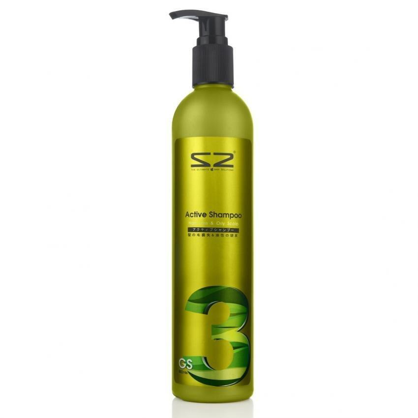 S2 GS3 Active Shampoo 350ml