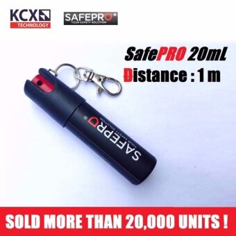 Harga SafePRO Pepper Spray 20ml