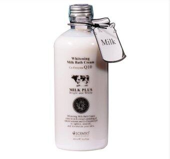 Scentio Beauty Buffet Milk Plus Whitening Q10 Bright & WhiteMilk Bath Cream (450ml)