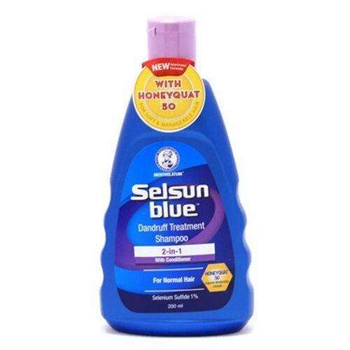 Selsun Blue 2in1 Dandruff Treatment Shampoo 200ml (Twin Pack)