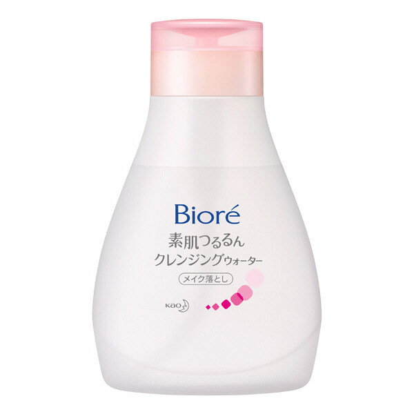 [Shipped from JAPAN] Biore_Moisturizing Make Up Remover 320ml