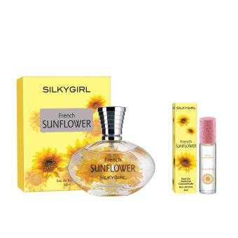SILKYGIRL French Sunflower Set