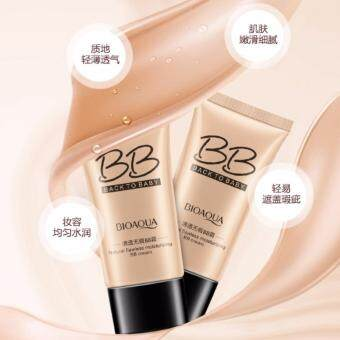 Sinma Bioaqua Back To Baby BB Cream Natural Flawless BB Cream Makeup Concealer Oil-control Liquid Foundation Moisturizing Cosmetics 40g