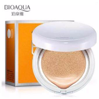 Harga Sinma BIOAQUA CC Concealer Foundation Cream / Air Cushion BB Cream (Light)
