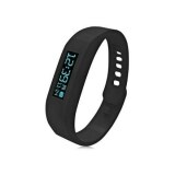 SOKANO Bluetooth Healthy Bracelet Smart Wrist Watch- Black
