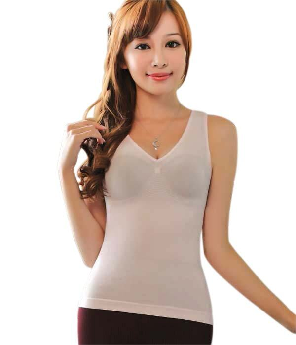 SOKANO Modal Lenzing Slimming & Shaping Camisole Light Pink