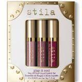STILA -Play It Cool lipstick MINI GIFT SET
