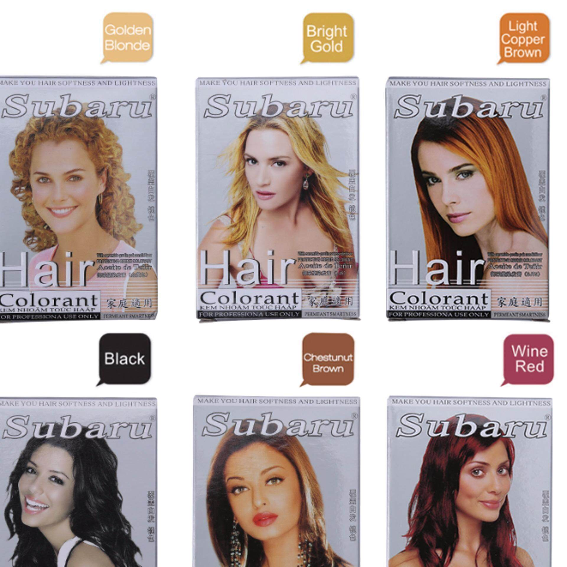 Hair Color Bright Gold Malaysia