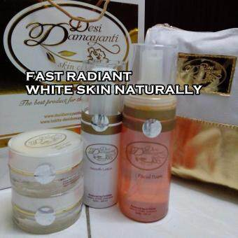 TABITA DESI DAMAYANTI EXCLUSIVE SET Skincare (Original Hologram)
