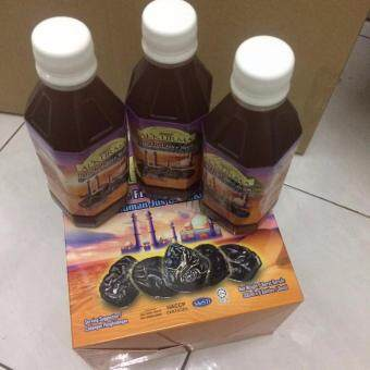 Harga Tambah Susu Badan - Ener Al-Kurma 12 bottle 300ml/bottle