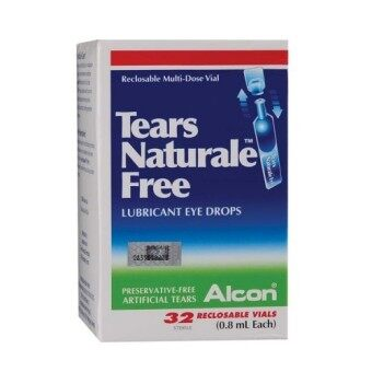 Harga Tears Naturale Free 32 x 0.8ml