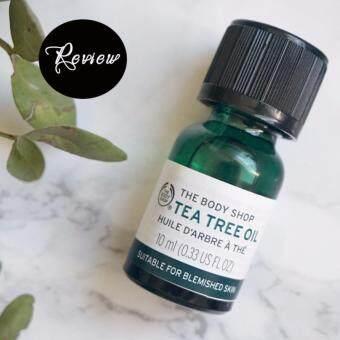 THE BODY SHOP Tea Tree Oil 10ml - 3