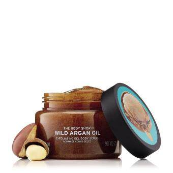 Harga The Body Shop(R) Wild Argan Oil Rough Scrub