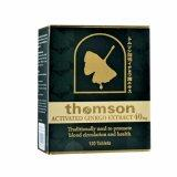 Thomson Ginkgo 40mg 120tablets (for Memory/ Good Blood Circulation)
