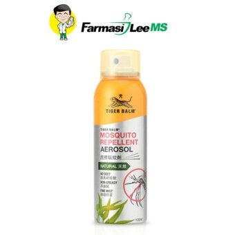 Tiger Balm Mosquito Repellent Aerosol 120ml (Exp 12/2019)