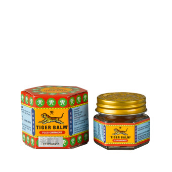 TIGER BALM Tiger Balm Plus Ointment 19G