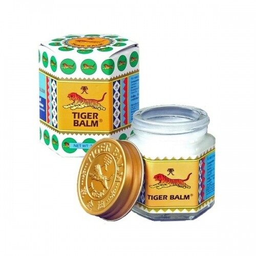 tiger balm marketing