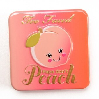 Harga Too Faced Papa Don't Peach Sweet Peach Blush
