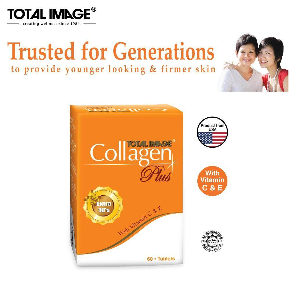 Total Image Collagen Plus 60s + 10s