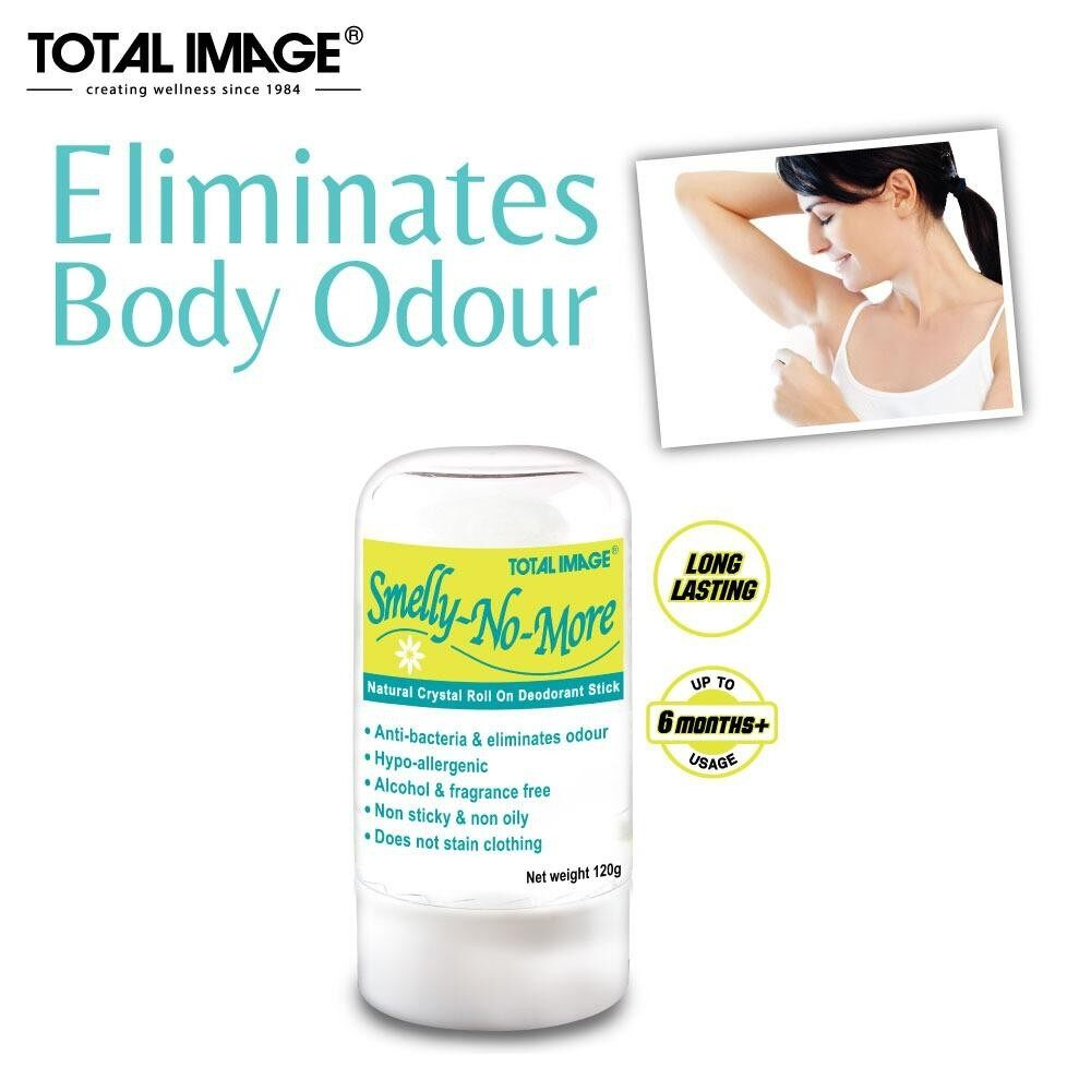 Total Image Smelly No More Crystal Deodorant 120g