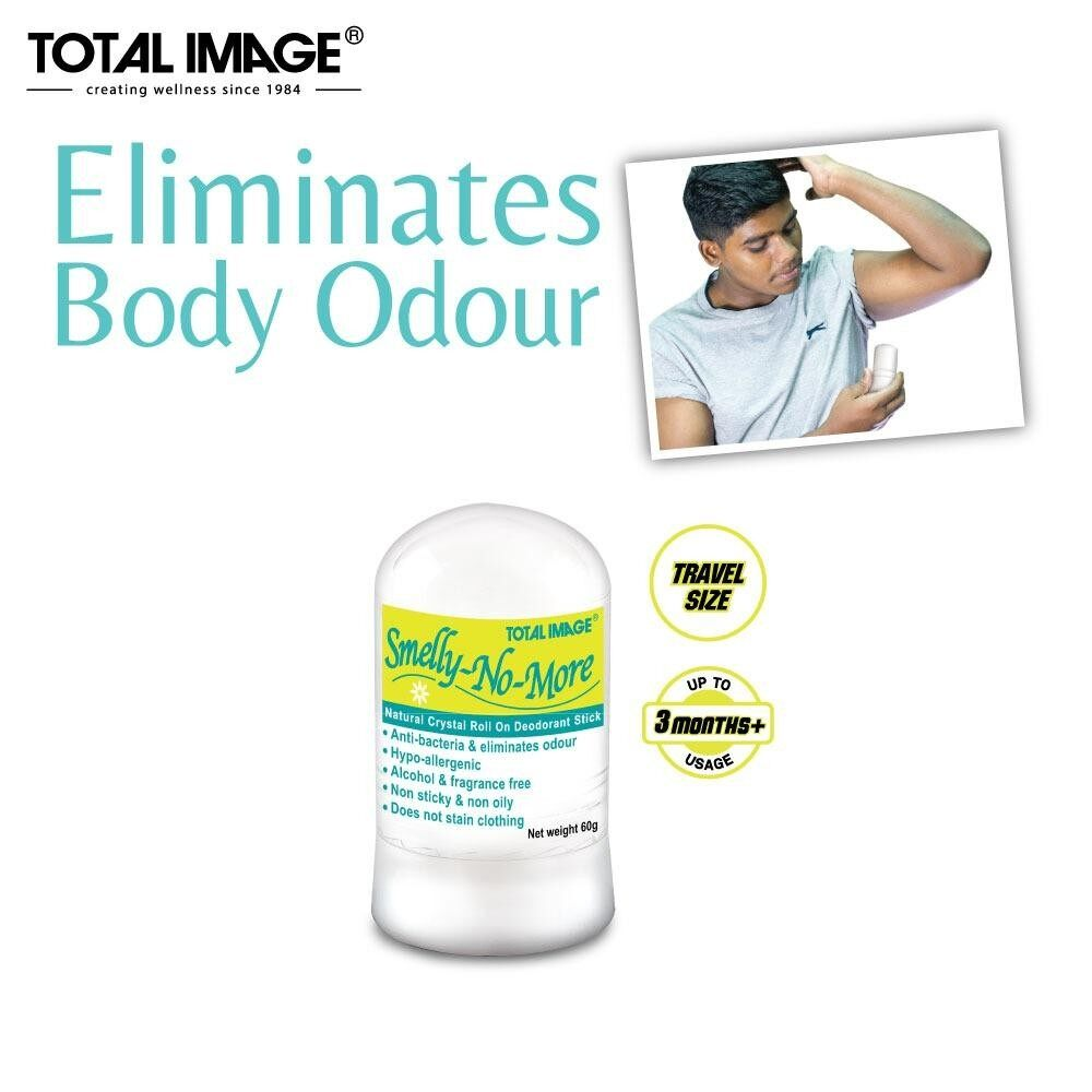 Total Image Smelly No More Crystal Deodorant 60g