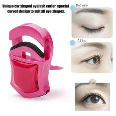 eyelash curler gone wrong. uinn car shaped mini eyelash curler nature curl lovely beauty tools pink gone wrong t