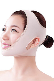 V-Line Face Ultra-thin Anti Aging Wrinkle Cheek Chin Facial MaskSlim Uplift Shaping Lift Up Mask Belt Band M