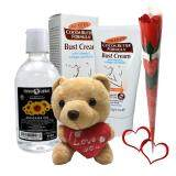Valentine Day Gift Breast Firming Cream + Sunflower Massage Oil