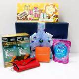 Valentine's Gift Set for Couple's With Surbex Zinc & Durex Play Ring