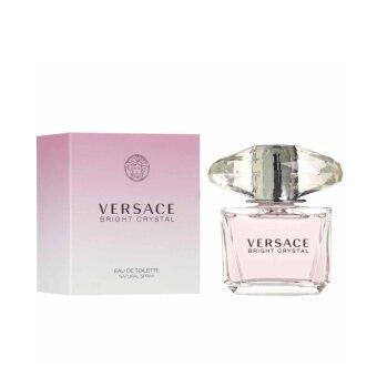 Versace Bright Crystal Eau De Toilette Spray 90ML