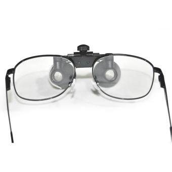 Vinmax 3.5X420 Mm High-End Mewah Dokter Gigi Logam Bedah Medis Binocular Pembesar Gigi
