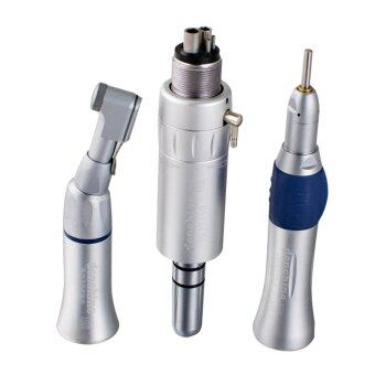 Vinmax Gigi 4 Lubang Lambat Low Peralatan Tangan Kecepatan Peralatan Kunci Pas Tipe Handpiece 4 H E