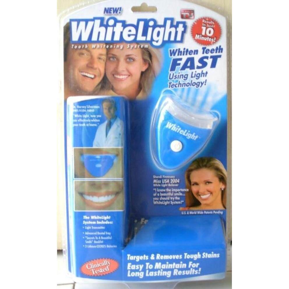 White Light Teeth Whitening System