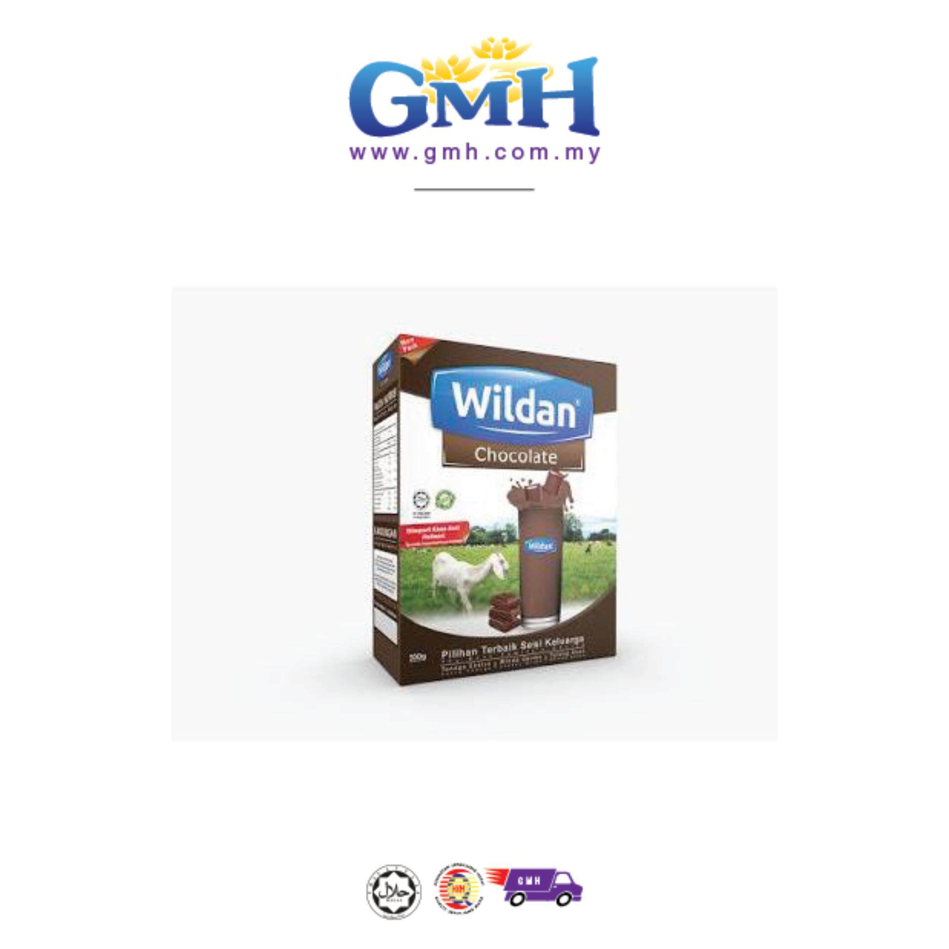 Gmh Health Beauty New Arrival Susu Bear Breand Plus Kurma Wildan Kambing Coklat 500gm