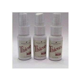 Harga Young Living - Thieves Spray (29ml) + Free Gift