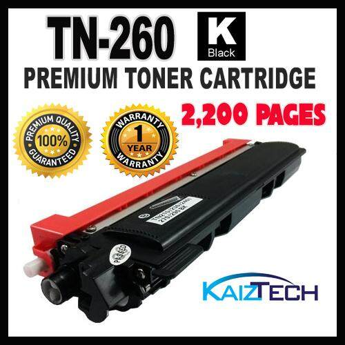 Brother TN-260 / TN260 Premium Toner Cartridge for HL-3150CDN, HL3170CDW, MFC-9140CDN & MFC-9330CDW