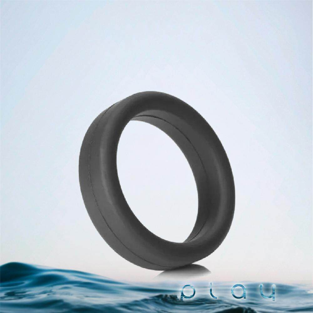 (KL Ready Stock) Men Silicone Penis Delay Ring Cockring