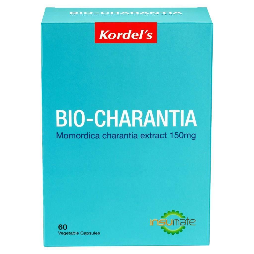 Kordel's Bio-Charantia Capsules (60'S)