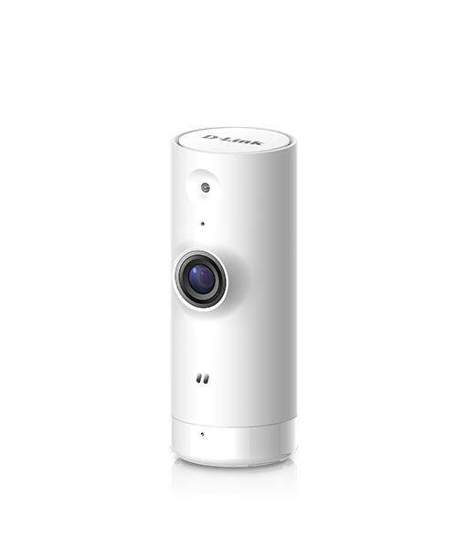 D-Link DCS-8000LH Compact HD WiFi Bluetooth IP Security Camera Night Vision Motion Sound Detection