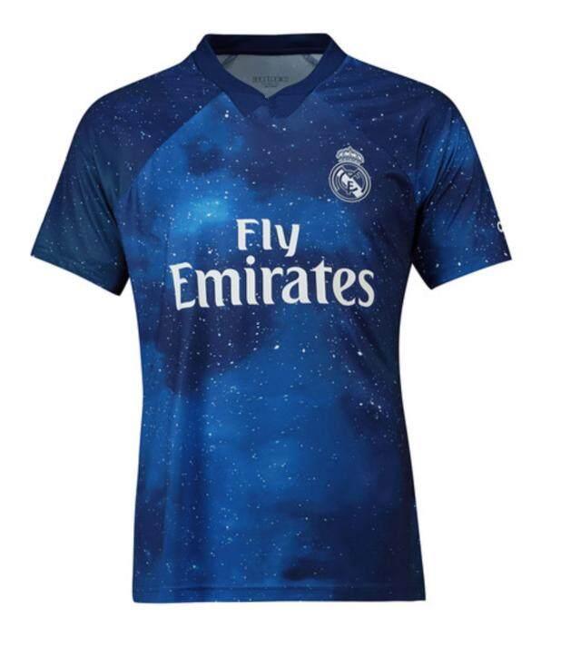 Juventus Real Madrid Bayern Munich Edisi Terbatas Jersey EA Sports Keempat Digital Kit