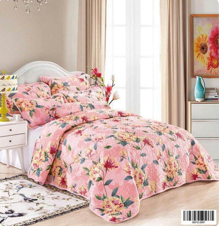 High Quality Cotton Cadar Patchwork Super Queen Size 6 In 1