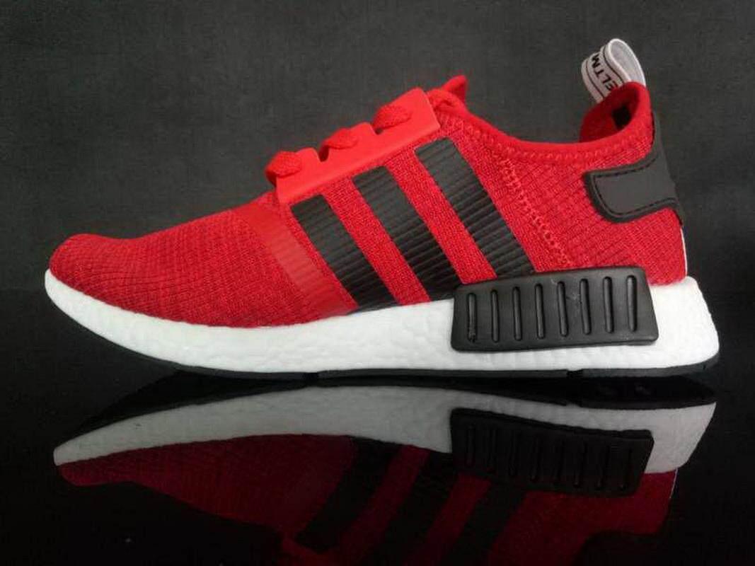ยี่ห้อไหนดี  พังงา Adidas ผู้ชายผู้หญิง Originals NMD รองเท้าวิ่งรองเท้าลำลองเล่นกีฬา