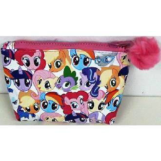 MLP PVC Pouch - Mini Pony - D